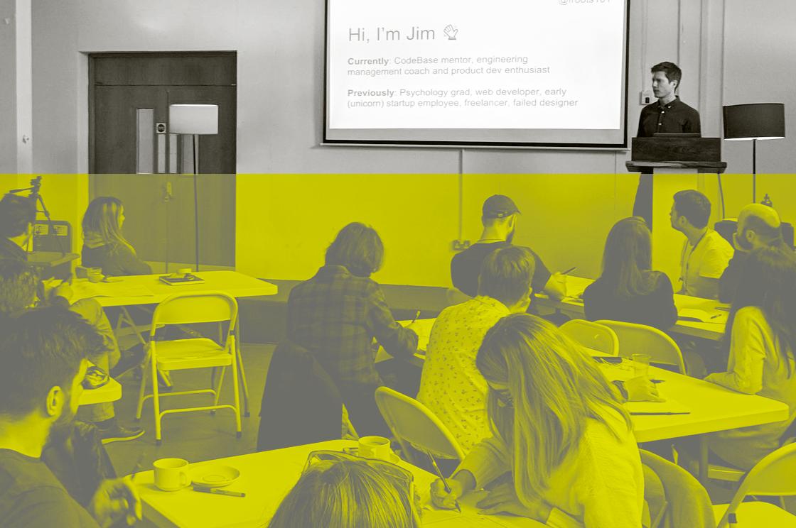 Workshop at Codebase in Edinburgh